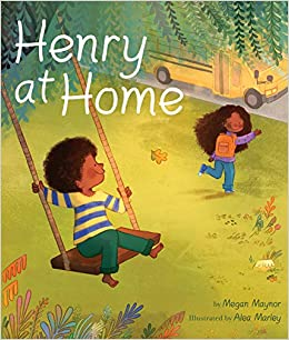 Book of the Day: Henry at Home