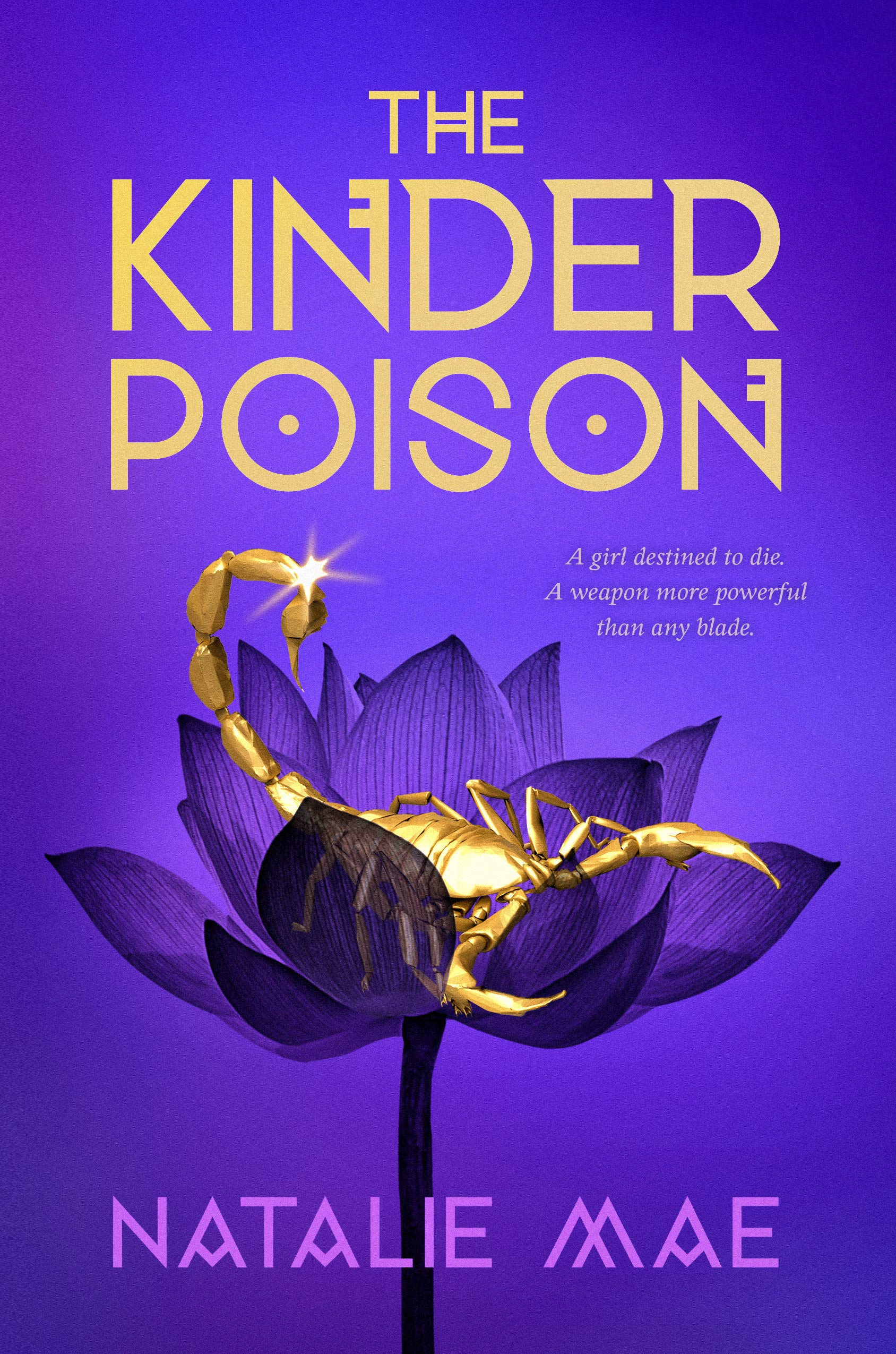 Teen Book Club - 'The Kinder Poison' by Natalie Mae