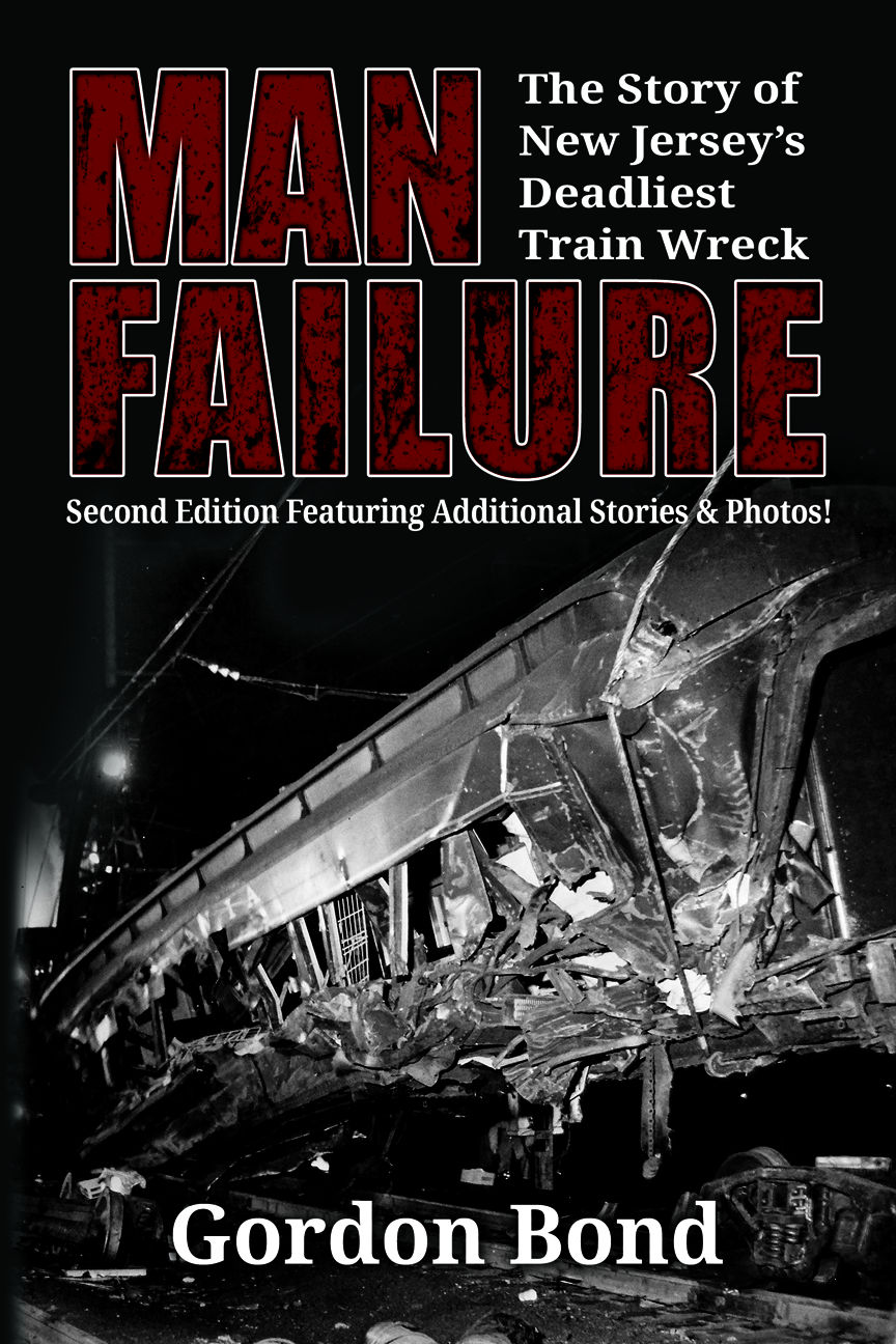 The Wreck of The Broker: The Story of New Jersey's Deadliest Train Wreck