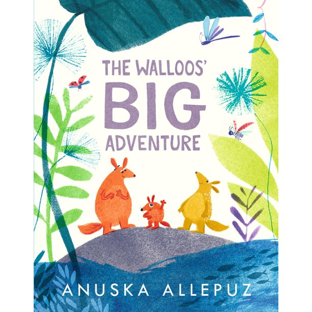Book of the Day: The Walloos' Big Adventure